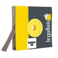 Abrasifs corindon sur toile légère très flexible largeur 40 mm longueur 25m Aix