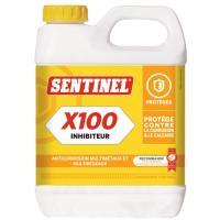 Inhibiteur de corrosion X100 pour installations de chauffage central