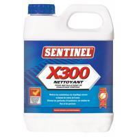 Nettoyant universel X300 pour installations de chauffage central
