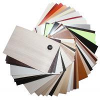 Nuancier polymère - décors structurés, décors bois, décors unis