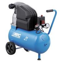 Compresseur d'air à piston 24 litres 2 CV - Pole Position L20