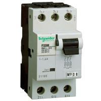 Disjoncteur triphasé P25M tripolaire