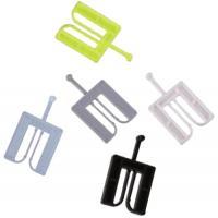 Cale plastique Universelle fourchette pour pose de menuiserie panaché 5 épaisseurs Bindy