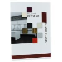 Classeur de présentation façades laque polyester PRESTIGE