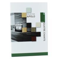 Classeur de présentation façades mélaminées APOLO et APOLO REY/EVO