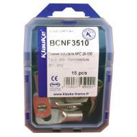 Cosses tubulaires BCNF20-130 droites
