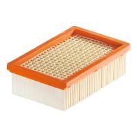 Filtre plissé plat pour aspirateurs MV4/MV5/MV6/WD4/WD5/WD6