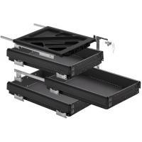 Caissons à tiroirs simples profondeur de montage 530 mm - Systema Top 2000 complet