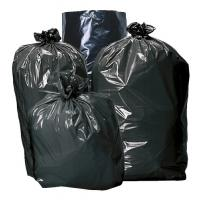 Sacs poubelles noirs 130 litres