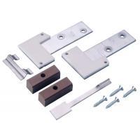 Accessoires pour seuils de porte-fenêtres menuiserie bois de 48 à 68 mm