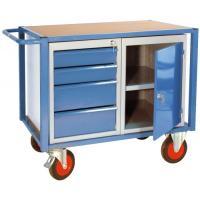Servante d'atelier avec bloc porte et tiroirs