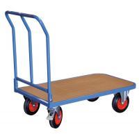 Chariot à dossier rabattable 400 kg