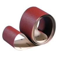 Abrasifs en bandes longues 120x7000 mm - 120x7200 mm - 150x7000 mm - 150x8000 mm papier corindon KP 508/510 E