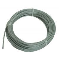Câbles âme métallique antigiratoires 18 torons de 7 fils - Acier galvanisé haute résistance