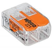 Mini borne d'installation universelle pour fils souples et rigides