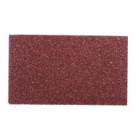 Abrasifs rectangulaires corindon non perforés KP 508/510 E pour ponceuses vibrantes
