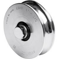 Roues à gorge ronde 315 - 2 roulements pour roues à roulements à billes