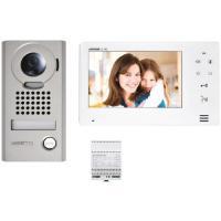Kits portiers vidéo mains libres à fil - résidentiels - avec alimentation JO