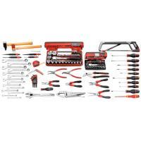 Composition mécanicien 122 outils