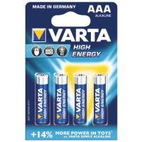Pile alcaline Varta High Energy