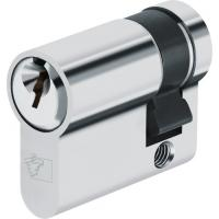 Cylindre simple passe général en laiton nickelé, variés pour organigramme Sentinelle
