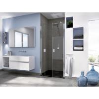 Portes de douche pivotantes sans seuil Smart 2P