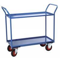 Servantes chariot plateaux tôle 400 kg