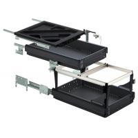 Caissons à tiroir simples et à cadre profondeur de montage 530 mm - Systema Top 2000 complet