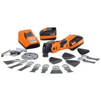 Kit outils oscillants menuisier sans fil 18 V - Supercut AFSC 18QSL