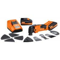 Kit outils oscillants sans fil 18V - Multimaster AFMM 18QSL