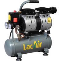 Compresseur d'air à piston silencieux 6 litres 0,75 CV - Silent 6/6SH