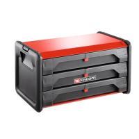 Boîte à outils 3 tiroirs pour diable de portage - BT.203PB