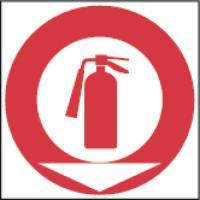 Panneaux de prévention incendie - carrés rigides Afnor