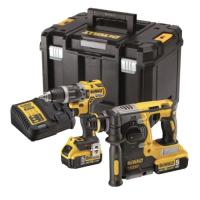 Kit 2 outils 18 V - DCK 207 P2T