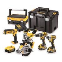 Kit 5 outils 18 V - DCK 551 P3T