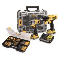 Kit 2 outils 10,8 V - DCK 216 D2T