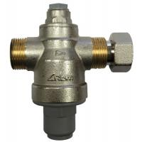 Réducteur de pression Rinox Due M/F pour chauffe-eau