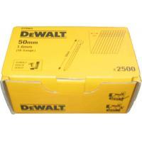 Pack pointes lisses acier pour cloueur sans fil DC618KA / DC618KB / DCN660D2