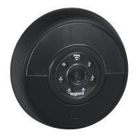 Combiné bouton-poussoir - carillon connecté