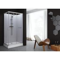 Cabine de douche rectangulaire à portes coulissantes Kara