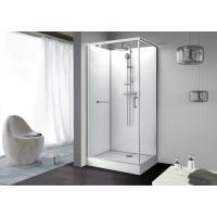 Cabine de douche rectangulaire à porte pivotante Kara