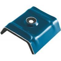 Cavalier aluminium monobloc à étanchéité intégrée EPDM T VULCO