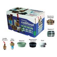 Colifioul CA avec filtre F/F pour cuve acier