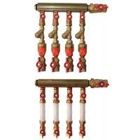 Module hydraulique pour comptage d'énergie en gaine palière 90-540 L/H