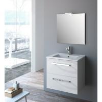 Meuble de salle de bain suspendu Studio Kit Comfort