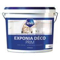 Peintures primaires murs et plafonds phase aqueuse Exponia Déco Prim