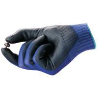 Gants manutention fine bleu noir HyFlex® 11-618