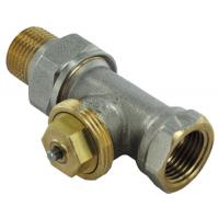 Corps de robinet thermostatique droit Kv réglable M28x1.5