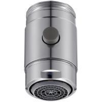 Ecobooster Cascade SLC chromé pour lavabo et évier 5-17 L/min