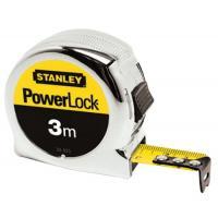 Mesures roulantes boîtier ABS chromé Powerlock